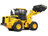 Wheeled Loader Rental